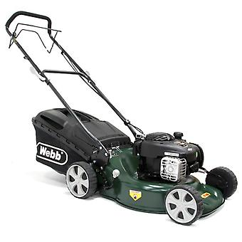 Webb WER18HW 18inch Self Propelled Petrol Lawn Mower