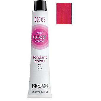 Revlon Fondant Nutri Color Creme Rosa 005 - 100Ml
