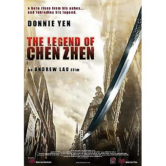 Chen Zhen the Nocturnal Hero Movie Poster (11 x 17)