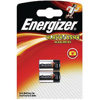 Energizer Maxi Batteries Blister (Photo) A544 / 4LR44 (2 pcs)
