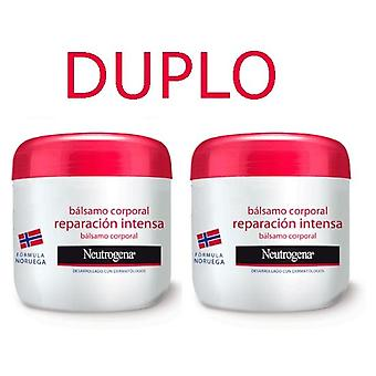 Neutrogena Body Repair 2x300 Ml Jar (Woman , Cosmetics , Body Care , Treatments)