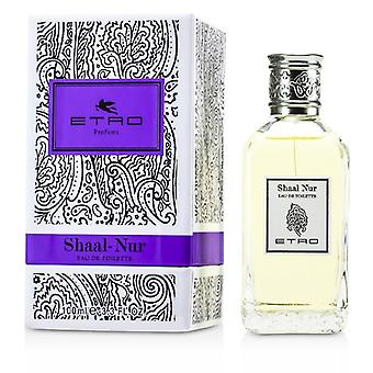 Etro Shaal-Nur Eau De Toilette Spray 100ml / 3.3 oz