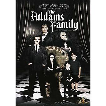 Addams Family: Vol. 1 [DVD] USA import