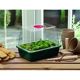 Small High Dome Propagator Home Planting Gardening