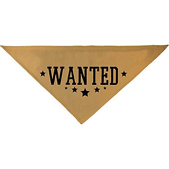 Miranda Lambert's Mutt Nation Dog Bandana Large-Wanted FP8780ST