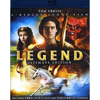 Legend [BLU-RAY] USA import