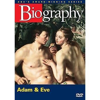 Adán y Eva [DVD] los E.e.u.u. la importación