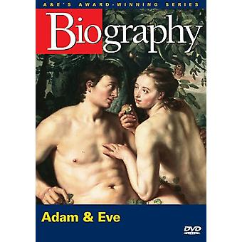 Adam & Eve [DVD] USA import