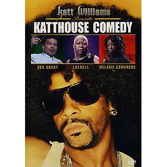 Katt Williams præsenterer: Katthouse komedie [DVD] USA importerer