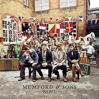 Mumford & sønner - Babel [CD] USA import