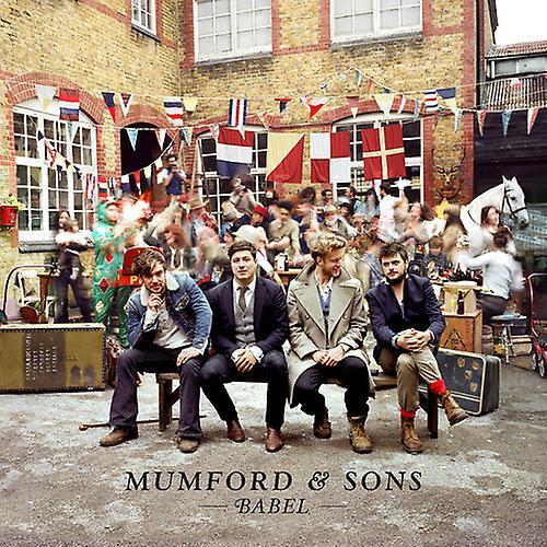 Mumford & Sons - Babel [CD] USA import
