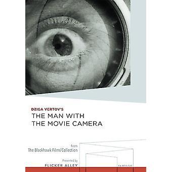 Mand med en film kamera [DVD] USA importerer