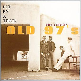 Old 97's - Hit by a Train [CD] USA import