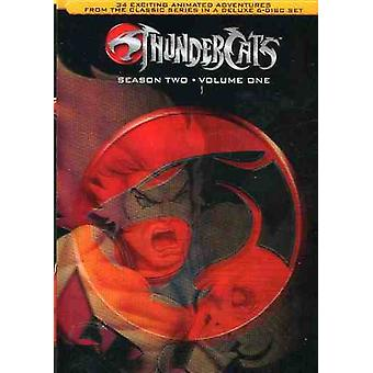 Thundercats Vol. 1-Season 2 [DVD] USA import