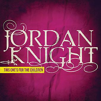 Jordan Knight - This One's for the Children [CD] USA import