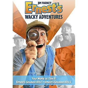 Ernest Wacky Adventures [DVD] USA import
