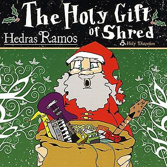 Hedras Ramos - Holy Gift of Shred [CD] USA import