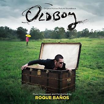 Roque Banos - Oldboy [2013] [Original Motion Picture Soundtrack] [CD] USA import