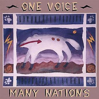 Mange nasjoner - én stemme [DVD] USA importere