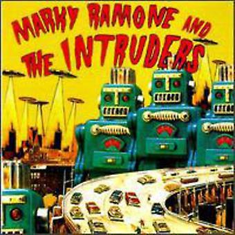 Marky Ramone & hackere - Marky Ramone & hackere [CD] USA importerer