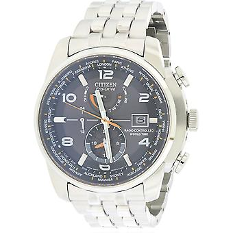Citizen Eco-Drive World Time presso Radio Mens Watch AT9010-52E