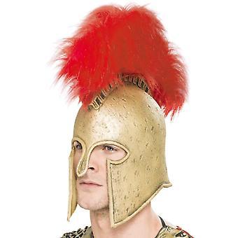 Spartaner Griechen 300 Krieger Helm Griechenhelm Latex