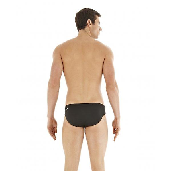 Speedo Endurance+ 7cm Sports Swim Brief, Black