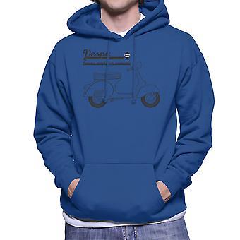 Haynes Besitzer Workshop manuelle Vespa Herren Sweatshirt mit Kapuze