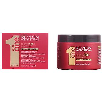 Revlon Uniq One Super10R Mask 300 Ml (Vrouwen , Capillair , Conditioners & Maskers)