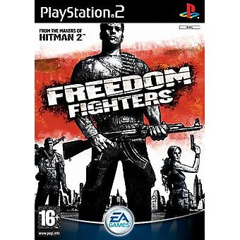 Freedom Fighters (PS2) (Used)
