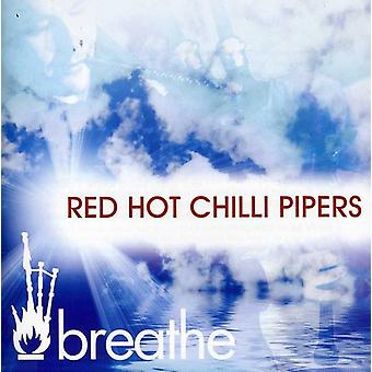 Red Hot Chili Pipers - ånde [CD] USA import