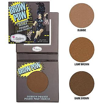 The Balm Brow Light Brown Pow (Femme , Maquillage , Yeux , Sourcils)