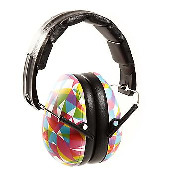 Kidz Banz Kid's Ear Defenders - Geo Print