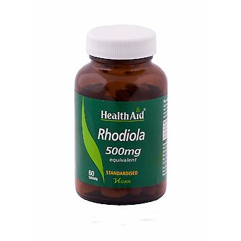 Health Aid Rhodiola 500mg Equivalent 60's Tablets