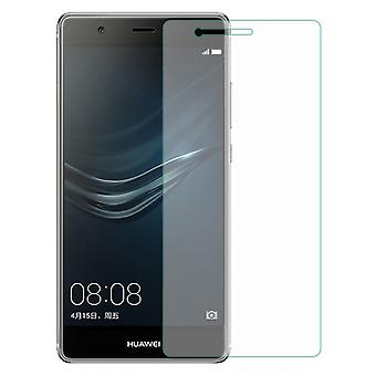 10 x Huawei P9 plus screen protector 9 H laminated glass laminated glass, tempered glass