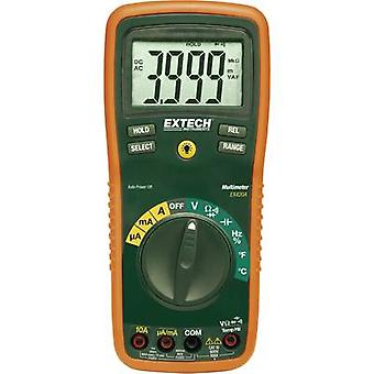 Handheld multimeter Digital Extech EX420 Calibrated to: Manufacturer's standards (no certificate) CAT III 600 V Display