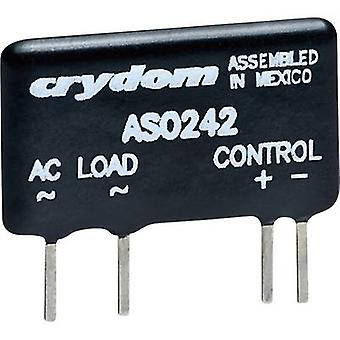 Crydom ASO242 Solid State Mini SIP PCB Load Relay