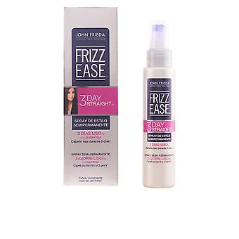 John Frieda Frizz Ease 3 Days Liso Spray Alisado Semipermanente 100ml New