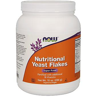 Now Foods Nutritional Yeast Flakes 284 g (Vitamins & supplements , Superfoods)