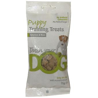 Agrobiothers Puppy Training Treats  Hellodog (Dogs , Treats , Biscuits)