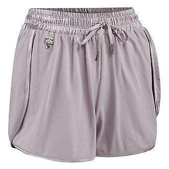 Loungewear Jazz Shorts In Oyster