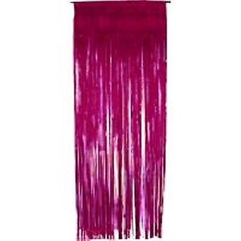 Papel recortado cortinas Cerise