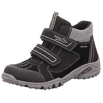 Superfit Boys Sport 4 9364-00 Gore-tex Waterproof Boots Black