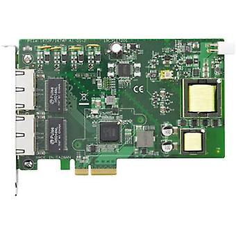カードの PCI、LAN アドバンテック PCIE-1674PC 号出力: 4 x
