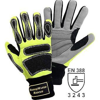 Nylon Work glove Size (gloves): 10, XL EN 388 CAT II FerdyF. Rope Water Rescue 1978 1 pair