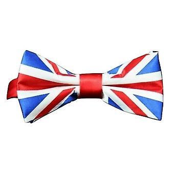 Union Jack bär Union Jack Satin fluga