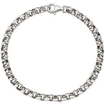 Pea bracelet 925 sterling silver 21 cm bracelet silver bracelet