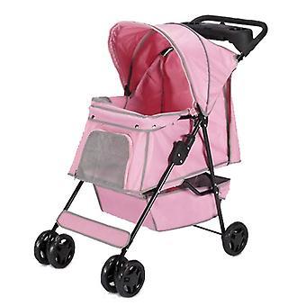 Promenade Pet Stroller Pink