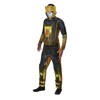 Bumblebee transformers generations costume for adult men