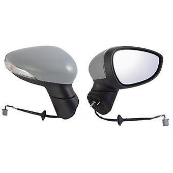 Espelho direito (indicador aquecida elétrica) para Ford FIESTA VI 2008-2012